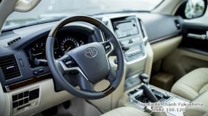 Đại lý Toyota Land Cuiser 2017 tại TPHCM - Đại lý Toyota 100% vốn Nhật - Toyota An Thành Fukushima