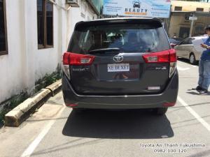 Mua xe Innova E trả góp ở TPHCM từ Đại lý Toyota 100% vốn Nhật - Toyota An Thành Fukushima