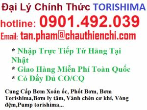 Torishima Tại tphcm Hà Nội Đà Nẵng Bơm Torishima