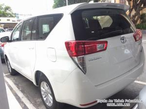Khuyến Mãi Mua xe Toyota Innova G 2018 Số Tự Động Màu Trắng. Vay Trả Góp Chỉ 150Tr. Giao Xe Ngay