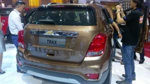 Dòng xe suv tiện lợi Chevrolet Trax - nhập khẩu nguyên chiếc