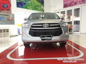 Toyota Innova E 2017 số tự động HCM | Gọi đến 0982 100 120 để biết giá hiện tại cùng các chương trình hỗ trợ mua xe Innova từ Đại lý Toyota 100% vốn Nhật - Toyota An Thành Fukushima