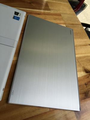 Laptop Sony vaio tab SVT11215sgw, i5 4210y, 4G, 128G, 11.6in Full HD, like new, giá rẻ