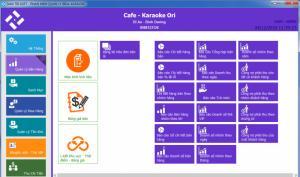 Phần mềm quản lý bán hàng Cà phê Bình Dương
