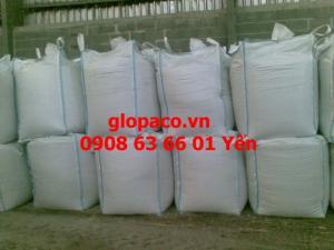 Công ty sản xuất bao jumbo đựng bột mì, tinh bột sắn 850kg, 1 tấn,...