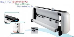 máy in sơ đồ ALGOTEX