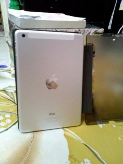Cần bán nhanh em ipad mịni 16gb wifi + 4g