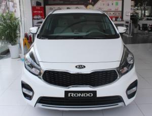 Kia Rondo phiên bản nâng cấp, số sàn phù hợp chạy kinh doanh, gia đình