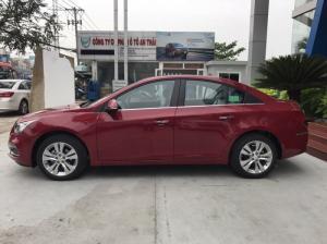 Chevrolet Cruze 2017 số sàn cho vay 100% giá...