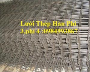 Xưởng Sản Xuất lưới thép D4 Tại Hà Nội