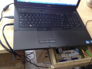 Bán Dell M6600 coi7-2760M/ Ram 8g/ổ 128ssd//vga Quadro FX 3000M 2GB