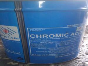 Bán Axit Cromic CrO3