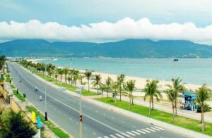 Bán đất 2 mặt tiền đường Võ Nguyên Giáp, Quận Sơn Trà, TP Đà Nẵng, view biển cực đẹp.