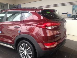 Hyundai Tucson – Đánh Thức Mọi Giác Quan