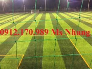 Lưới chắn sân bóng đá độ bền trên 5 năm