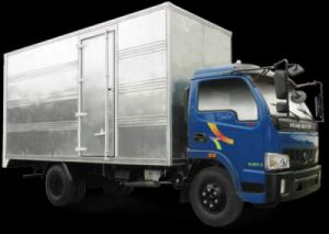 Xe tải Veam máy Huyndai VT260 tải trọng 1,9 tấn thùng dài 6m2 Cần Thơ, An Giang, Kiên Giang, Bạc Liêu, Cà Mau, Trà Vinh, Sóc Trăng, Đồng Tháp, Vĩnh Long, Hậu Giang, Bến Tre, Tiền Giang