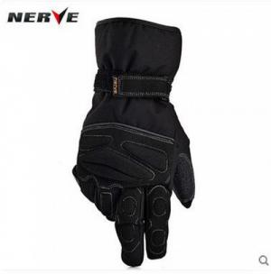 Găng tay đua xe máy NERVE cho mùa đông không thấm nước KQ008