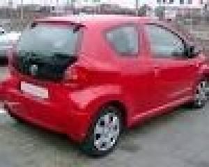 Tự lái 500/ngày 5C Aygo mới 5L xăng Q4 HCM...