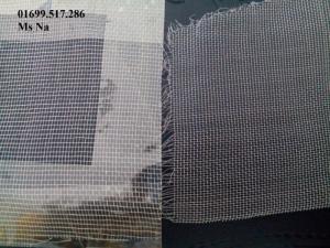 Lưới ô vuông mầu trắng chắn côn trùng