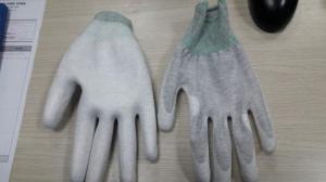 Găng tay carbon phủ bàn