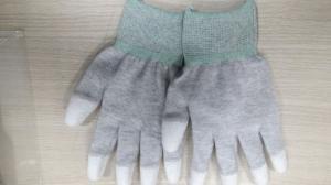 Găng tay carbon phủ ngón