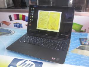 Dell Inspiron 5548 i5 5200U/4G/500G .hàng nhập Mỹ - 15.6 in Full Bàn phím sáng VGA RỜI