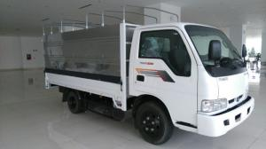 Xe tải kia giá rẻ nhất ở Tây Ninh, xe tải nhỏ, xe trả góp Kia 1t25,1t4,1t9,2t4 giá cực tốt.