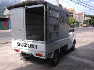 bán xe tải Suzuki 7 tạ, mui bạt giá tốt tại Quảng Ninh