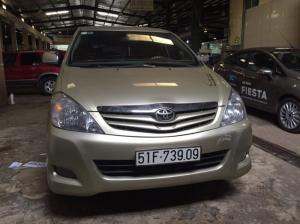 Toyota Innova G 2k9 số sàn, màu bạc