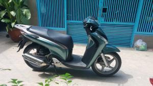 Honda Sh150i italia xanh Bộ Đội