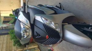 Honda Sh125i mẫu ý 2 đĩa 2010