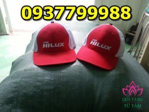 In logo nón du lịch giá rẻ, in logo nón kết giá rẻ, in logo mũ nón giá rẻ