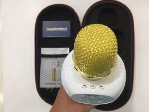 Micro Karaoke ZBX-66 Chính Hãng , Âm Thanh Hay Sống Động Như Phòng Karaoke