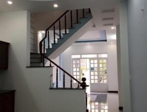 Nhà mới xây, kiến trúc đẹp, giá rẻ, chỉ 560tr/ căn 5.5x15m, 2PN