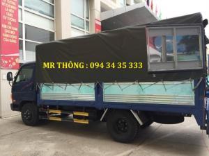 Hyundai Hd700 7.5 Tấn Đồng Vàng - Thùng Bạt Inox,hỗ Trợ Vay 80% Giá Trị Xe