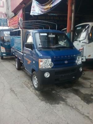 Xe tải  DONGBEN 810KG  Thùng mui bạt  GIÁ 140TR