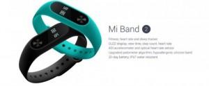 Vòng tay thông minh chính hãng Xiaomi Mi Band 2 - MSN181088