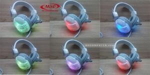 Tai nghe cực hay mic lớn có LED