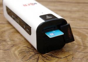 Router Wifi 3G-4G FBlink kiêm pin dự phòng 2200mah