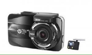 Camera hành trình HP F870g tích hợp cam lùi