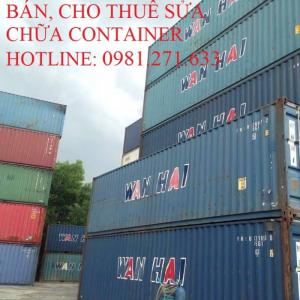 Container kho, container văn phòng, container lạnh, container làm theo yêu cầu.