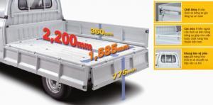 Xe tải Suzuki Pro nhập nguyên chiếc 750kg   Cần Thơ, An Giang, Kiên Giang, Bạc Liêu, Cà Mau, Trà Vinh, Sóc Trăng, Đồng Tháp, Vĩnh Long, Hậu Giang, Bến Tre, Tiền Giang