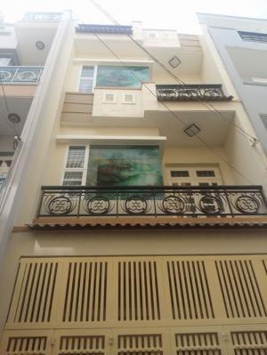 Bán nhà đường 14A quận Bình Tân