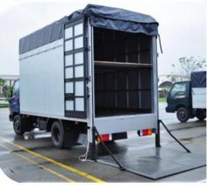 Chuyên Bán xe tải bửng nâng KIA( 1T8,), HYUNDAI (5T,6T1), bửng nâng giá tốt nhất, THACO Tây Ninh.