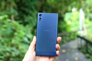 Sony Xperia XZ xanh rừng già nguyên zin fullbox