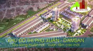 Dự án khu đô thị Dam San Phú Xuân
