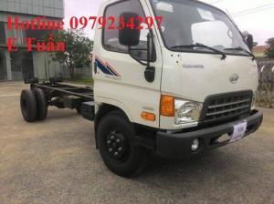 Xe Hyundai veam HD800 Tải trọng 7,94 tấn