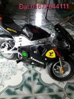 Bán xe môtô mini