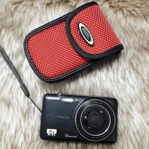 Máy ảnh Olympus VG 110 màu đen