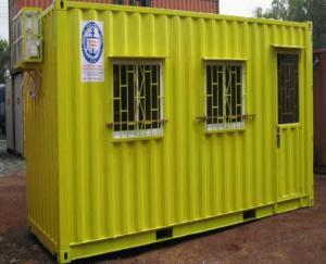Bán các loại thùng container giá rẻ